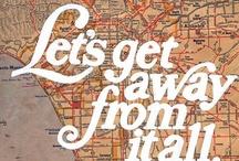 Travel info / by Joyce S