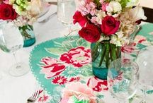 The Hostess with the Mostest!  / I love to set a pretty table!! / by Annette Kessler