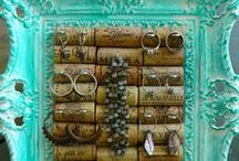 Display Ideas For Crafts or Jewelry / Here are some fantastic finds to showcase your items!  / by Becca Betts