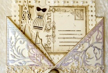 Paper Techniques and Templates / by Mary Burke