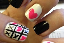 Hair and Nails / by Courtney Fos