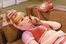 I Dream of Jeannie / Larry Hagman and Barbara Eden star in the 1960's classic TV show / by Megan Morgan
