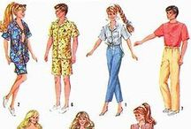 ✂*¨*• Sewing Patterns ✂*¨*• / by Becca Betts