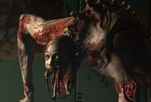 Horror & The Dark Side / by Becca Betts