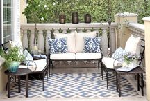 Patio Glamour / Outdoor living  / by Megan Morgan