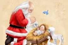 Jesus is the reason for the season / by Debbie Vargas
