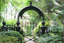 Garden Gates / by Ann Hawf