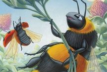 Bees / by Diane Marshall