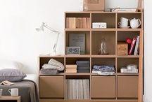 Decor-Shelf & Cabinet / by Lin Yang Ji