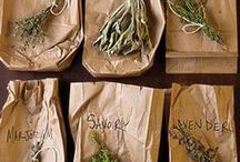 Herbs + Flowers / Herbs, vegetable dyes, edible flowers and ideas to use them all for including herbal remedies and lotions. / by The Good Life In Practice (Katy Runacres)