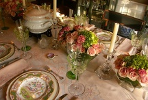 TABLESCAPE / by Linda Staner