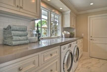 LAUNDRY ROOM / by Linda Staner