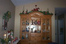 CHRISTMAS AT HOME / by Linda Staner
