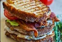 SANDWICHES / by Linda Staner
