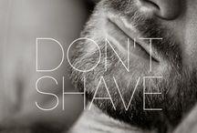 Beards / Who knew... / by razzy P