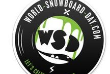 Official WSD  / by World Snowboard Day