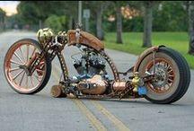 Bikes / by Scott Turner