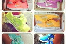 Nike / by Taylar Haywood