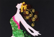 Paper Quilling / by Wanda McField