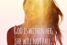 HIS love / Faith / by tracy mahoney