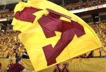 Maroon & Gold  / by University of Minnesota