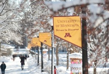 UMN Winter Wonderland / by University of Minnesota