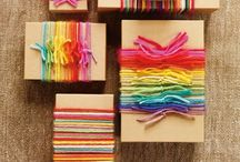 Classy Colours / Rainbow products and art using a variety of different colours. / by Millie Shackleton