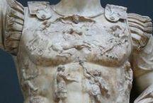ANCIENT WARRIOR & GLADIATORS / by Maria Dolores Fernandez