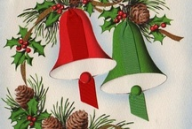 Christmas of Yesteryear - Cards & Prints / Vintage and Retro Images of Christmas' past / by Karyn Chambers