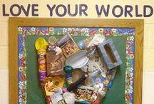 School Bulletin Board Ideas / by Lindsey Beckler