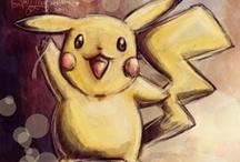 Pikachu!!!!!!!!!! / by Mindy McPhee