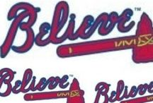 Braves Fanatic / by Karen ChiefChopaholic