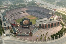 MLB Stadiums / I want to visit every last one of them  / by Karen ChiefChopaholic