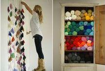 Inspiring Make Spaces / by Helen Stewart {Curious Handmade}