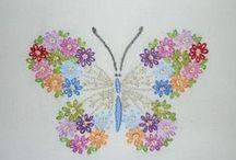 cross-stitch / embroidery / by Maria Papadaki