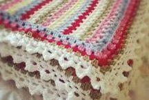 Crochet / by Helen Stewart {Curious Handmade}