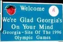 Georgia On My Mind / Places in and things of Georgia (my home state).  Most of these places I've been but a few I'd like to see. Georgia is a beautiful state with mountains, coast and plains.  / by Elizabeth Doss