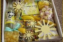 Care Package Inspiration / by Carol's Cookies