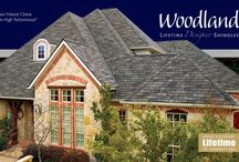 GAF - Woodland / Colors/Swatches / by Campopiano Roofing Co.