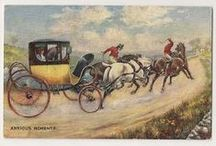 Regency Carriages & What to Wear In Them! / by Luann Berning