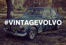 #VintageVolvo  / Classic Volvo Cars / by Volvo Car South Africa