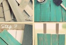 Crafty Ideas / by Heather Jackson Mattox