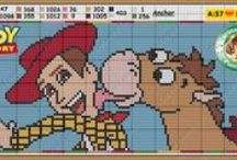 A Few Favorite X-Stitch Patterns  / by Emma Rankin