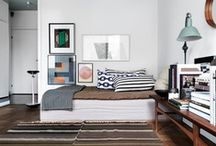 Apartment ideas / by Sheena Murphy