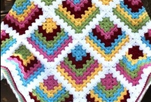 Crochet Blocks and Squares / Crochet blocks and granny squares are such a fun part of this classic craft!  / by Crochet Concupiscence