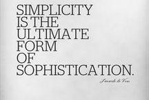 Organize. Simplify.  / by Sarah Jones