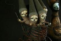 art dolls / by Linda Reese