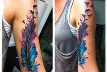 Inked up... / by Aasha Coleman