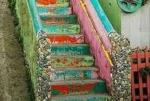 Stairs! / by Leah Price Hawks