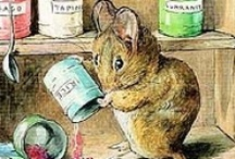 Beatrix Potter & Her Art / by Leah Price Hawks